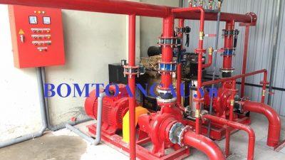 Cung cấp lắp đặt các hệ thống cứu hỏa nhà máy xí nghiệp