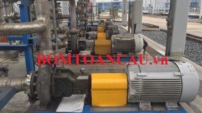 Hệ thống bơm xả thải nhà máy Nhiệt điện Mông dương 2- Mông Dương, Quảng Ninh