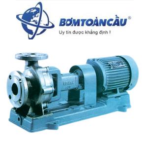 Máy bơm công nghiệp trục rời đầu inox Ebara FSSA ( 3000 rpm ).
