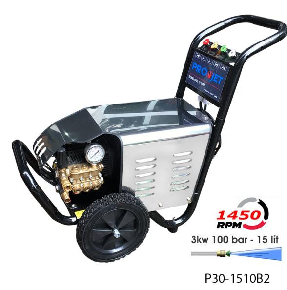 Máy rửa xe cao áp Projet P30-1510B2