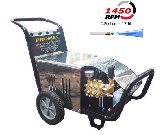 Máy rửa xe cao áp Projet P55-1518B