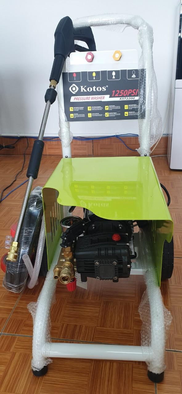 Máy rửa xe KOTOS KST-2000