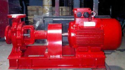Giới thiệu các loại máy bơm nước công nghiệp phổ biến