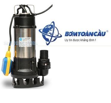 Máy bơm nước thải LIUP WQD 13-9-0,75