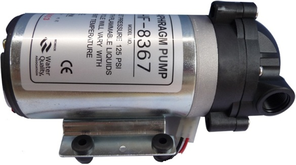 Một loại máy bơm điện chìm của Pentax