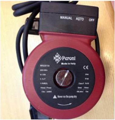 Máy bơm tăng áp mini PERONI PR20/9A
