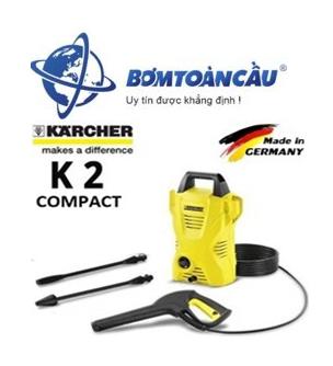 Máy rửa xe Karcher K 2 Compact Car