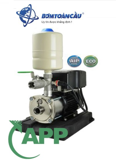 Máy bơm biến tần APP VFD-34