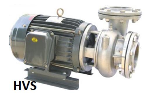 Máy bơm ly tâm đầu inox NTP HVS350-17.5 205