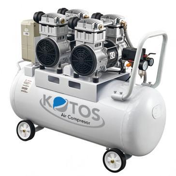 Máy nén khí không dầu Kotos HD1500x2 – 100L