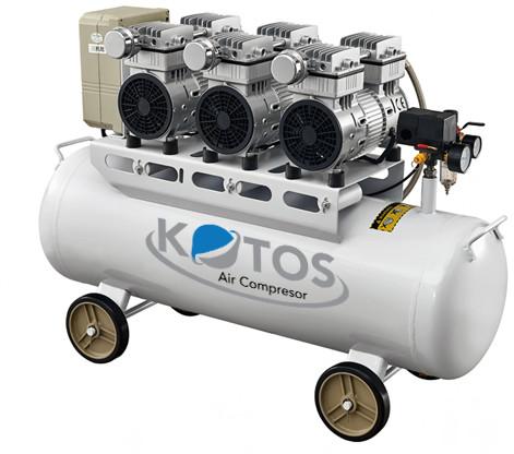 Máy nén khí không dầu KOTOS HD750X3 – 70L