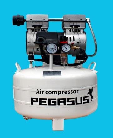 Máy nén khí không dầu giảm âm Pegasus TM- OF550- 50L