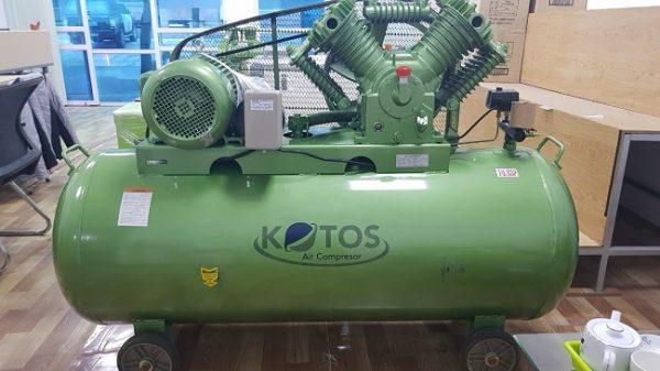 Nén khí dây đai KOTOS HD- V-1.05/12.5- 500L-10HP