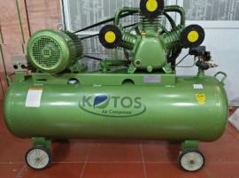 Nén khí dây đai KOTOS HD- W-1.0/8- 400L