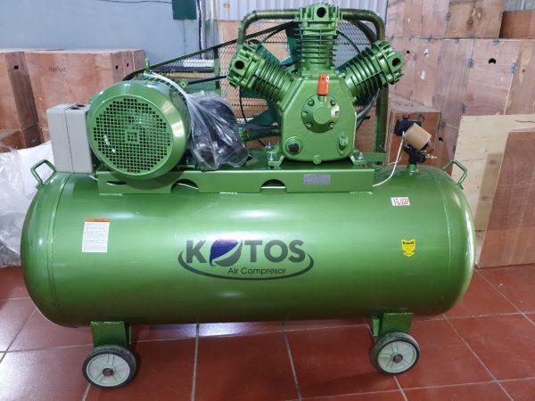 Nén khí dây đai KOTOS HD -W 1.6/8 -700L- 15HP