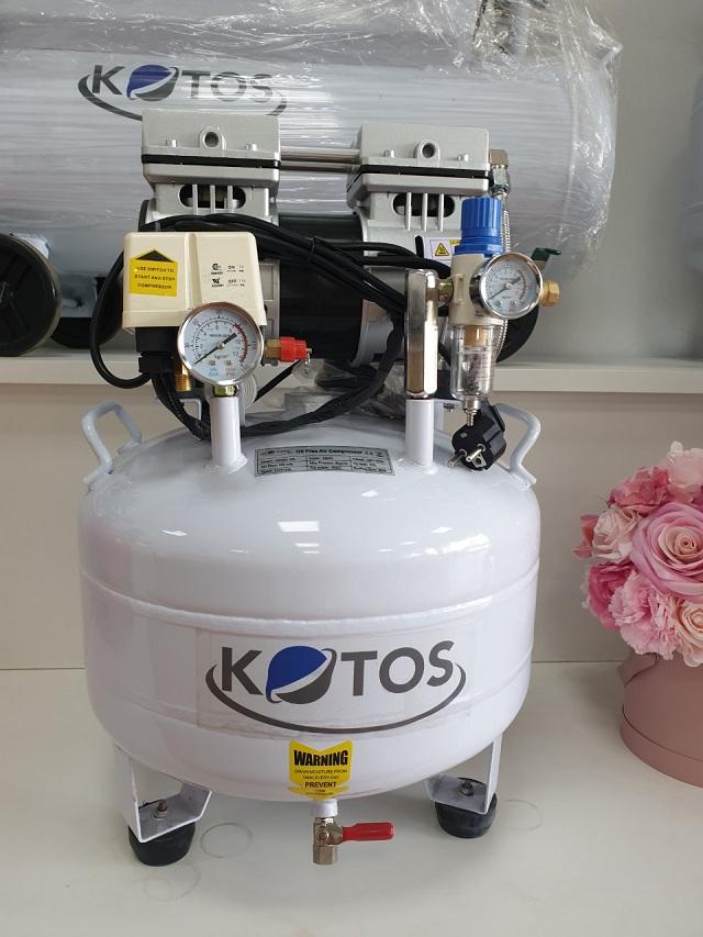 Máy nén khí không dầu KOTOS HD580 – 35L