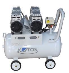 Máy nén khí không dầu KOTOS HD750X2 – 50L