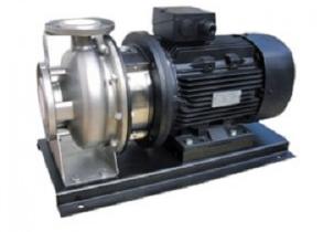 Máy bơm ly tâm trục ngang đầu inox Dooch model DHZ