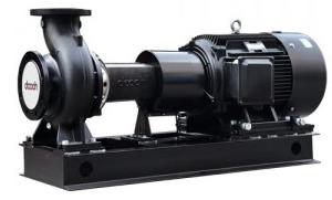 Máy bơm trục rời động cơ điện Dooch model DSV