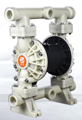 Máy bơm màng khí nén GODO QBY3-40S( nhựa PP)