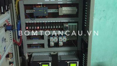 Cung cấp hệ thống bơm cấp 1 cho nhà máy nước Quảng Xương- Thanh Hoá